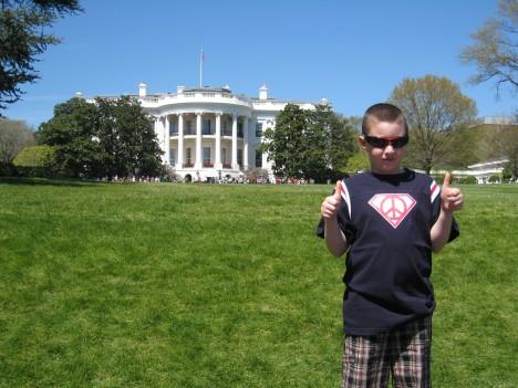 Koby in DC 2009